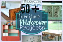 RECYCLE / MAKEOVER / REPURPOSE / by Judy Palombo