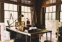 Creative Space / spaces I'd like to work in / by Caroline Guf