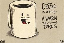 Nie ma jak kawa... / Pobudza, daje odrobinę wytchnienia, idealna do ploteczek... Po prostu kawa...