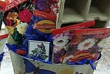 Gift /baskets / by Nina Wend Martinez