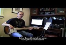 Webcam Music Lessons / by Jeffrey Thomas