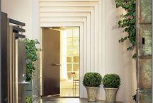Hala/ předsíň/ vchod / home design vstupu do domu, předsíně, vstupní haly, dekorace