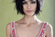 Hairstyles / by Laura Ritch