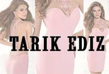 Tarik Ediz / Tarik Ediz is known for their stunning embellished dresses with stunning gems.  Shop their Spring/Summer Collection Online: http://www.missesdressy.com/filter?m=255&s=na&im=s-na
