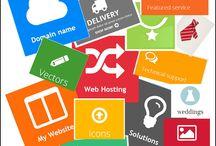 Web Design Ideas Using Icons