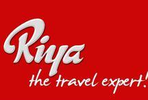 Riya - The Travel Expert