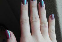 My Gel nails. / My gel nails, polish nail and ideas.