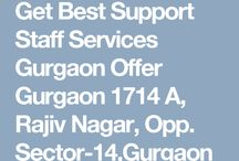 SSOS - Get Best Support Staff and Facility Management Services Gurgaon