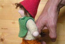 waldorf puppet