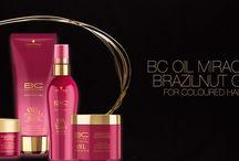 BC Bonacure hajápoló termékcsalád