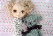 "My Custom Blythe Doll ""Rico"" / by Naoko Yoshioka"