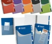 Promotional Notebooks / For everyone from the casual jotter to the creative multi-tasker, a custom branded notebook or notepad provides a unique means of reaching a broad consumer base. With your name and logo front and center, you can creatively drum up some meaningful brand awareness. / by Pinnacle Promotions