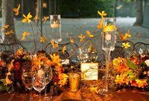Rustic Fall Weddings