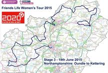 Women's Tour  / The first-ever Women's Tour cycle event is coming to Northamptonshire in May 2014