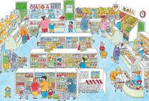 Thema: de supermarkt