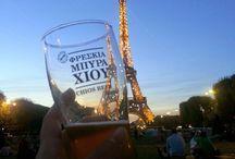 AROUND THE WORLD / Chios Beer around the world
