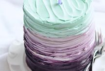 Icing Inspiration / by Cake Decorating