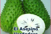 fruta curativa