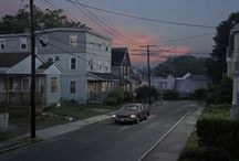 Gregory Crewdson Photography / Images from Gregory Crewdson's photography.