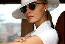 Classy Women's hats / by Running Smart