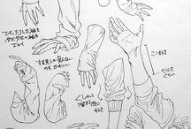 handen tekenen