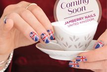 Jamberry is launching in the UK - April 2016 / Jamberry is expanding to the UK in April 2016,  offering Nail Wraps that are fun, affordable and easy to apply.  This is an amazing opportunity to jump on board at the ground floor and ride the success of a revolutionary company expanding into a new country!  If you are looking for a way to earn some extra income, replace an income or just for a way to have loads of fun and meet amazing women, this is for you!
