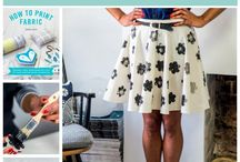 My Book - How to Print Fabric