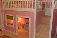 Sienna's bedroom