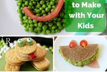 Food: Kid Friendly Recipes / Looking for recipes that you can make with your kids or that your kids will love? This collection of Kid Friendly Recipes is for you!
