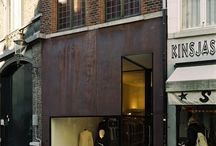 storefront / architectural facades