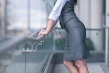 am loving this classy business attire