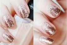 Nails / Inspiração para minhas unhas