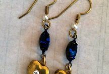 My vintage jewellery for sale on Felt.co.nz