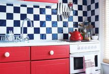 Quirky Kitchen / Here are some of the amazing and quirky kitchens we have come across... #home #decor