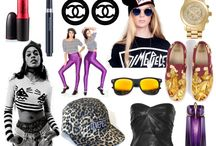 Coachella 2012 Artist Inspiration: Azealia Banks / by Rusted Revolution