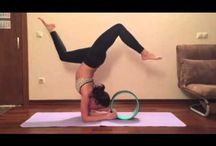 Dharma Yoga Wheel Poses