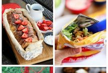 Food - Grilling, BBQ, Camping