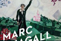 """Chagall. Una retrospettiva 1908-1985 / """"Scorrono gli anni, volano i mesi e i giorni. Ti svegli una mattina, e pare che sia finito un altro anno, ma è soltanto un nuovo giorno."""""""
