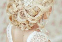Sminke & hår / Bryllup; sminke & hår