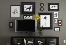 Living room projects / by Jessica Lingle