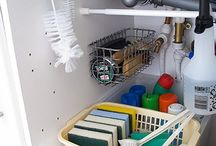 kitchen tidy