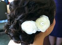 Wedding Hair / by Michele Bontrager
