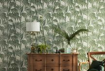 Wallpaper Trends 2018 / My favourite wallpaper trends right now