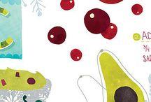 Kindred Illustrative Recipes