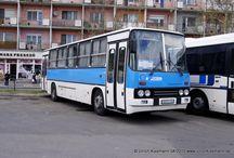 Szeged - Tisza Volán Zrt. >>  Ikarus 260 / Sie sehen hier eine Auswahl meiner Fotos, mehr davon finden Sie auf meiner Internetseitewww.europa-fotografiert.de.