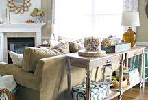 Home Decor - Living (Family) Room