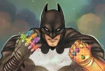 infinity lantern batman