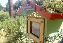Little Free Library / Little Free Libraries / by Faon Grandinetti