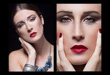 Night out makeup look - tenue de soiree / Maquillage soir