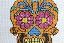 cross stitch / by Nancy Arnall Gibaut